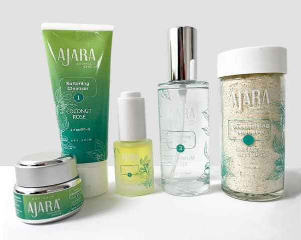 Ajara Dry and Mature Skincare Kit