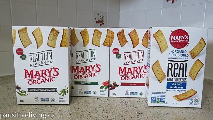 Mary's Organic Crackers