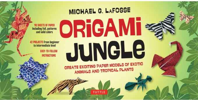 Origami Animals & Critters Prize Pk