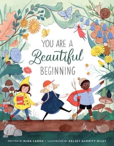 You Are A Beautiful Beginning storybook