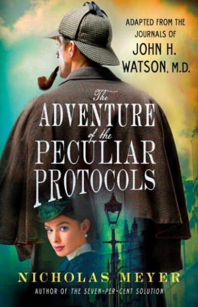 The Adventure of the Peculiar Protocol