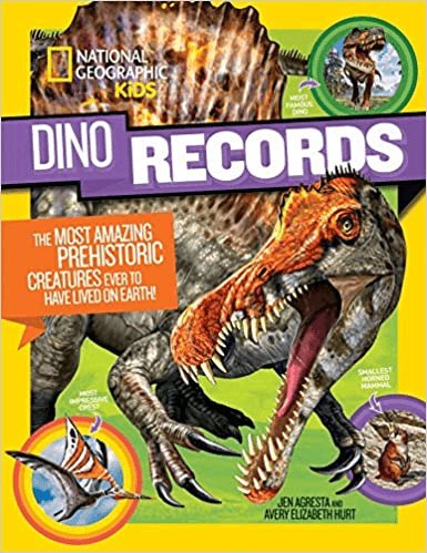 National Geographic Dino Records