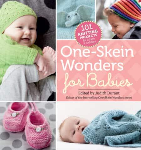 One-Skein Wonder for Babies Knitting patterns