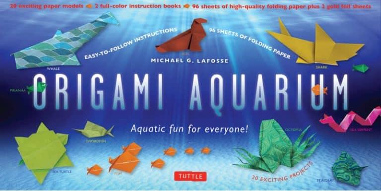 Origami Aquarium Kit