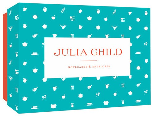 Julia Child Notecards & Envelopes - Pausitive Living