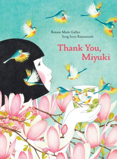 Thank you Miyuki storybook