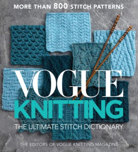 Vogue Knitting, The Ultimate Stitch Dictionary