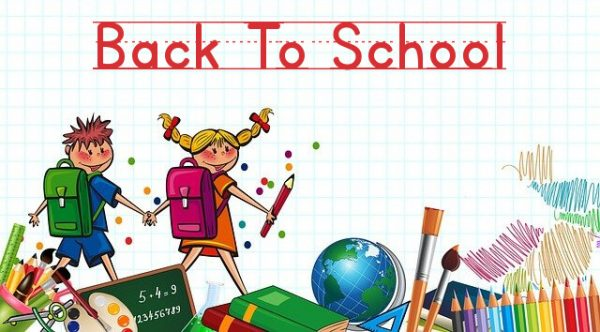 Back to School - Pixabay