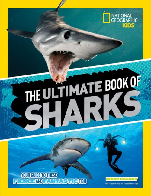 National Geographic Shark-Tastic Summer Reads