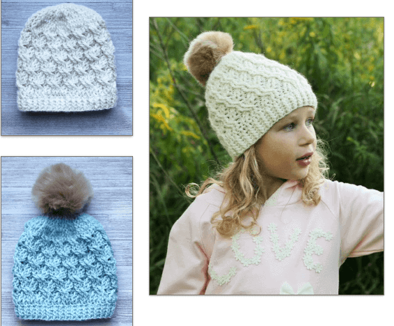 Cadence Cabled Beanie pattern