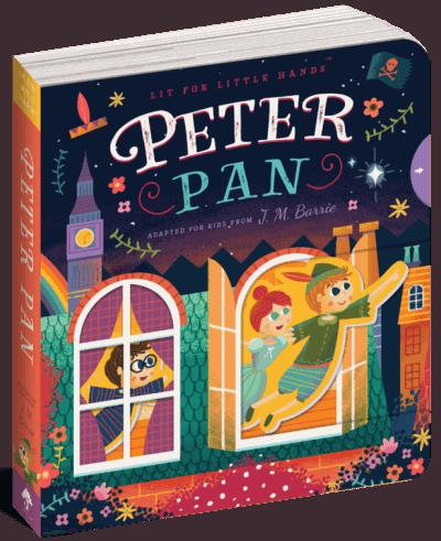 Peter Pan Board book