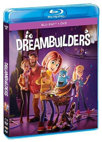 DREAMBUILDERS  BLU-RAY + DVD COMBO