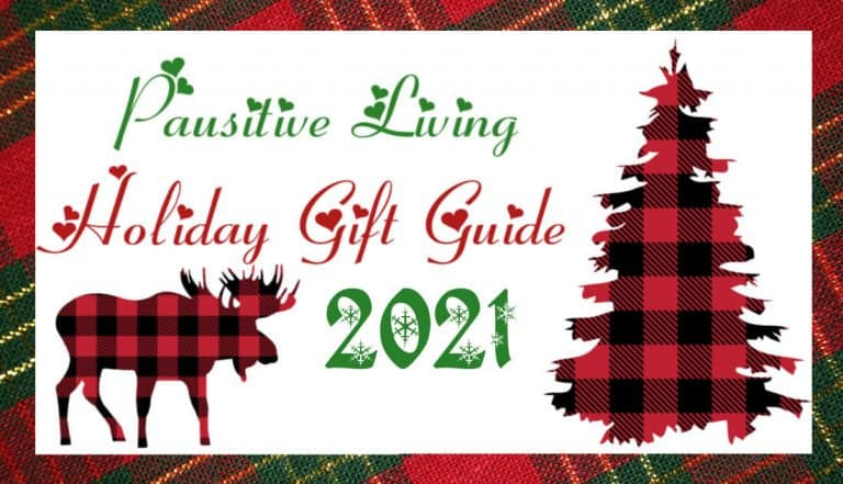 Pausitive Living Holiday Gift Guide 2021 is Now Accepting Submissions