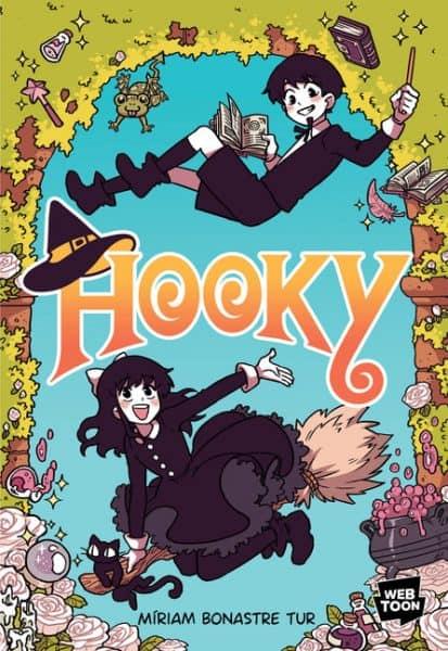 Hooky storybook