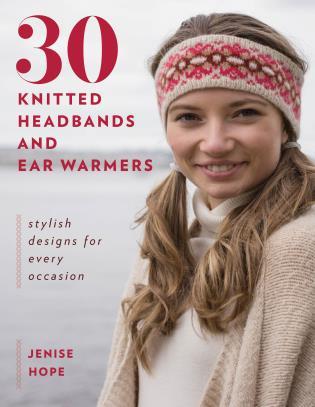 Hoods, Cowls and Headband Pattern Books