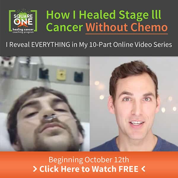 A Step-By-Step Guide To Healing Cancer