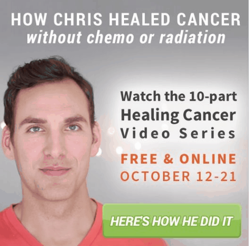 How Chris Beat Cancer Without Chemo…