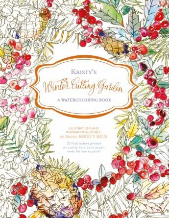 Four Seasons Garden Coloring Books