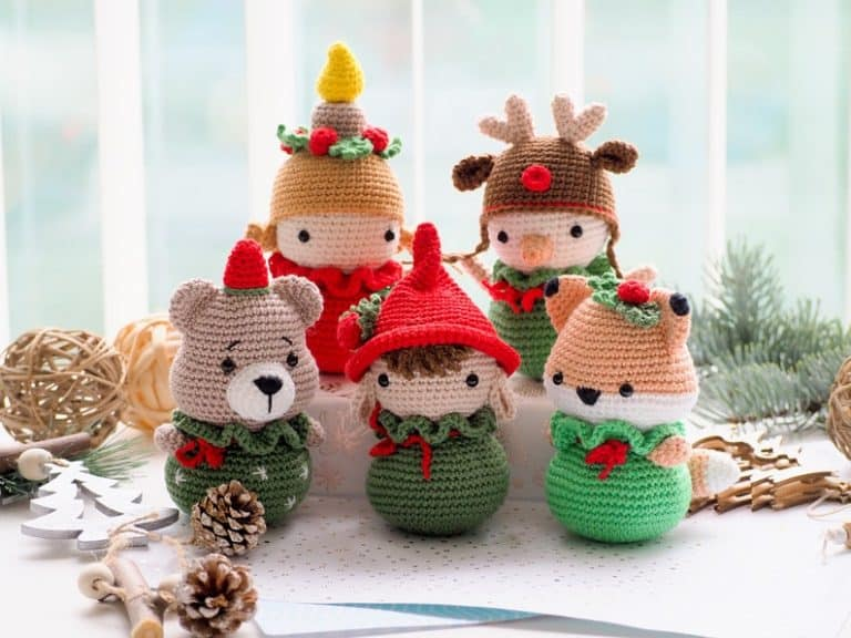 Decorate Your Home for the Holidays With Handmade Ornaments!