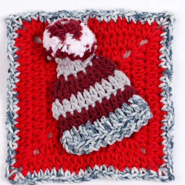 David & Charles Christmas Crochet Week 7